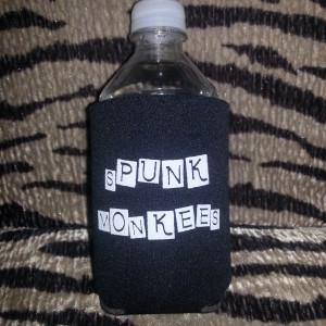 Spunk Monkees Koozie